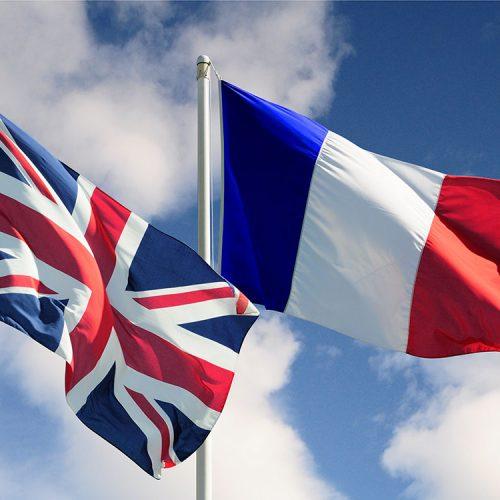 Studienreise Frankreich England BS DuG